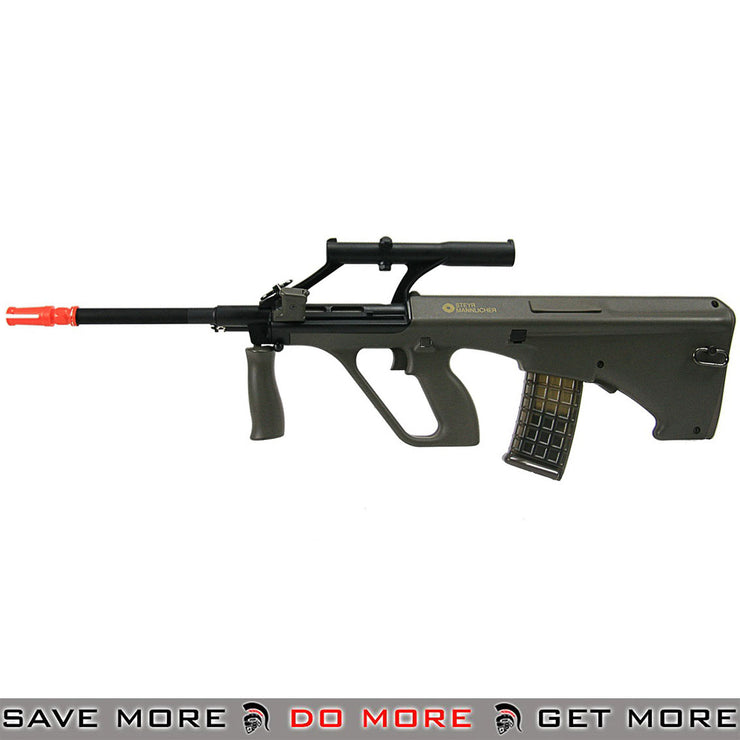 ASG Steyr AUG A1 Airsoft AEG w Scope
