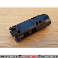 Retro Arms CNC Machined Aluminum Muzzle Brake (14mm CW/ Black)
