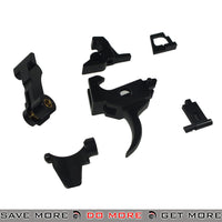 RA-Tech CNC Steel Trigger Assembly for WE AK Series Airsoft GBB Rifles Trigger Assembly- ModernAirsoft.com