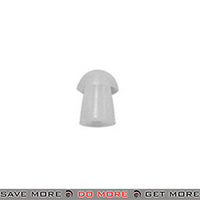 Code Red Replacement Clear Mushroom Earbud - 10 Pack Headset Accessories- ModernAirsoft.com