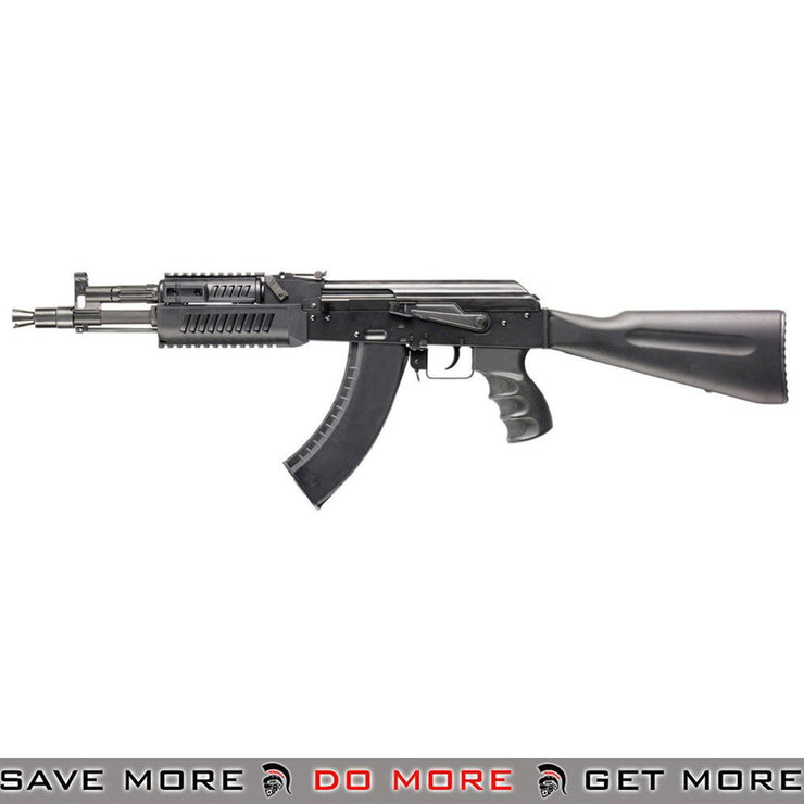 G&G AK RK104 EVO Full Metal Airsoft AEG Rifle black