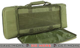 "Condor Black 28"" Tactical Padded Double Rifle Bag Gun Bags- ModernAirsoft.com"