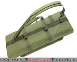 "Condor OD Green 28"" Tactical Padded Double Rifle Bag Gun Bags- ModernAirsoft.com"