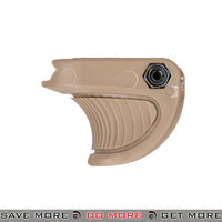 Sentinel Gears Tactical Thumb Rest Rail Accessory SG-46-3T - Tan Rail Accessories- ModernAirsoft.com