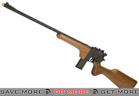 HFC Full Metal WWII Mauser M712 Airsoft Gas Powered Sniper Rifle w/ Wood furniture. HFC- ModernAirsoft.com