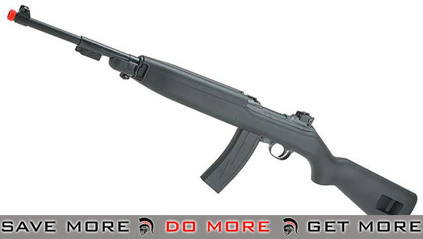 AGM Bolt Action Replica M1 Carbine Full Size Airsoft Rifle - Black