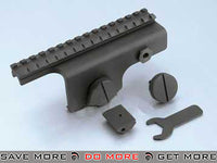 Matrix Full Metal Scope Mount Base for M14 Series Airsoft AEG Rifle Scope Mount Base- ModernAirsoft.com
