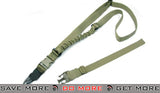 Condor VIPER Single Point Bungee Sling (OD Green) Slings- ModernAirsoft.com