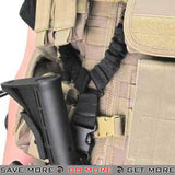 Condor OD Green Cobra Type Tactical One Point Bungee Sling Slings- ModernAirsoft.com