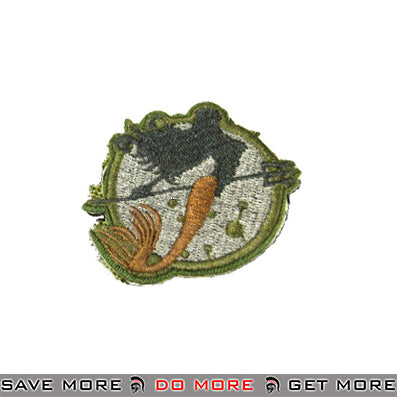 Lancer Tactical Velcro Morale Patch T0907-C - Siren Goddess Patch- ModernAirsoft.com