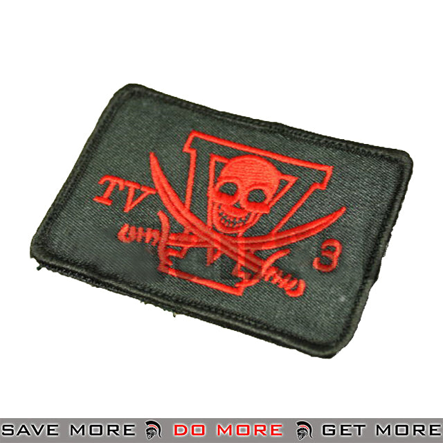 Lancer Tactical Velcro Morale Patch T1003 - TLB Patch- ModernAirsoft.com
