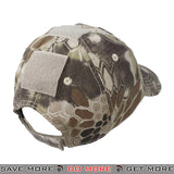 TMC Tactical Operator Velcro Ball Cap T1249-H - Highlander Head - Hats- ModernAirsoft.com