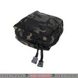 TMC Large General Purpose Canteen Pouch T2162-MB - Multicam Black Others / Pouch Accessories- ModernAirsoft.com