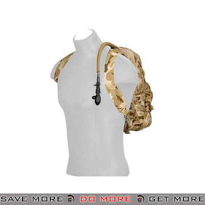TMC Tactical Modular 3L Hydration Pack T2449-MCA - Multicam Arid Backpacks- ModernAirsoft.com