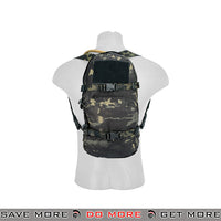 TMC Tactical Modular 3L Hydration Pack T2449-MCBK - Multicam Black Backpacks- ModernAirsoft.com
