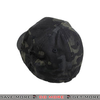 TMC Tactical Elastic Back Ball Cap T2477-MB - Multicam Black Head - Hats- ModernAirsoft.com