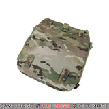 TMC Tactical Zipper Back Panel Pack T2483M - Multicam Backpacks- ModernAirsoft.com