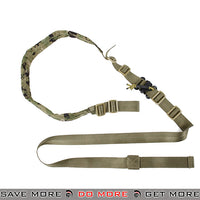 TMC Tactical VK DEVGRU Quick Adjust Sling T2485-WD - Digital Woodland Belts- ModernAirsoft.com