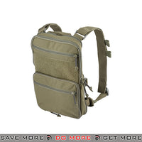 TMC Tactical Expandable Hydration Flat Pack T2529RG - Ranger Green Backpacks- ModernAirsoft.com