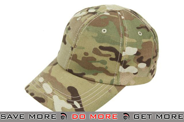 Condor Tactical Team Cap (Multicam) Head - Hats- ModernAirsoft.com