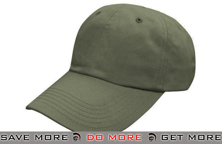 Condor Tactical Team Cap (OD Green) Head - Hats- ModernAirsoft.com