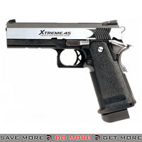 Tokyo Marui  Xtreme .45 Airsoft Gas Blow Back Pistol - Full Auto