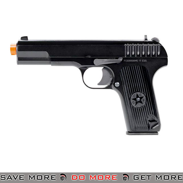 KWA TT-33 Full Metal Gas Blowback Airsoft Pistol