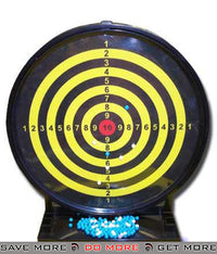 "HFC / JG 12"" Large Sticky Shooting Target w/ BB Collection Tray Targets- ModernAirsoft.com"