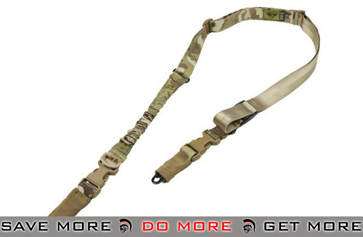 Condor STRYKE Two Point Bungee Sling (Multicam) Slings- ModernAirsoft.com