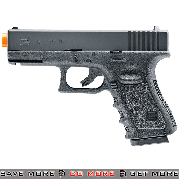 Umarex Licensed Airsoft Glock 19 Gen 3 C02 Non-Blowback - 2275200