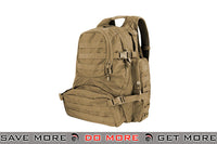 Condor Urban Go Pack Tactical Backpack (Coyote) Backpacks- ModernAirsoft.com