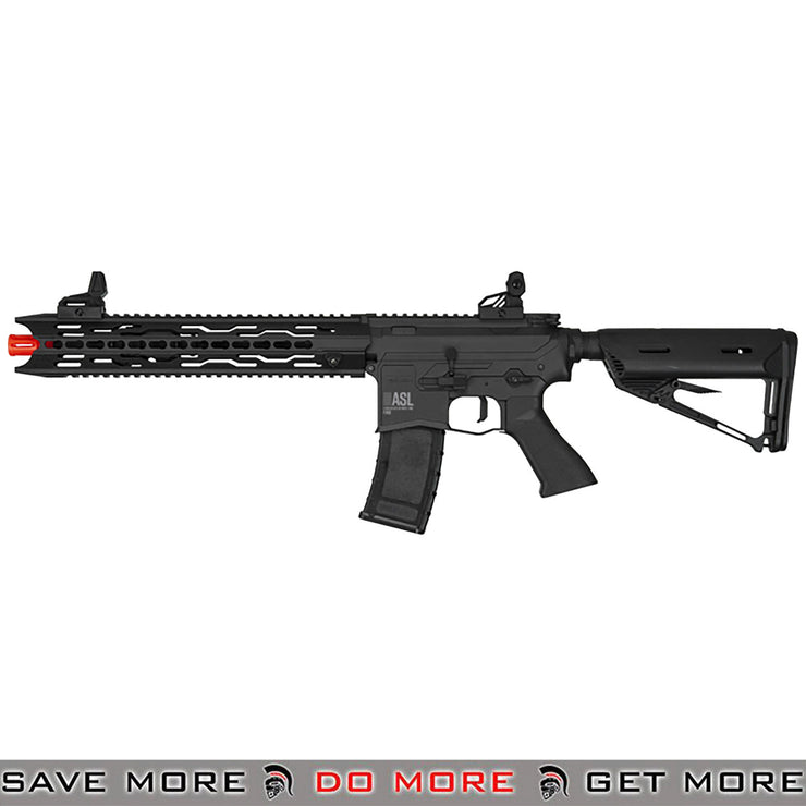 Valken ASL Series M4 Airsoft Rifle AEG 6mm Rifle TRG - P17825 Black