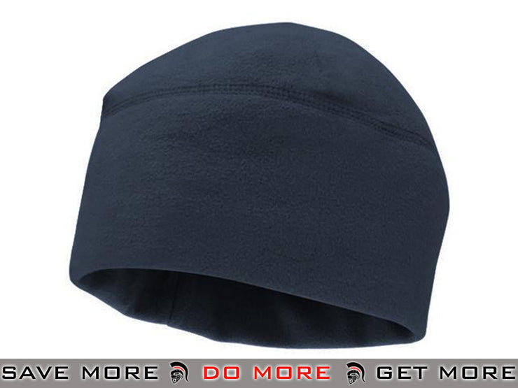 Condor Synthetic Microfleece Watch Cap - Navy Blue Head - Hats- ModernAirsoft.com