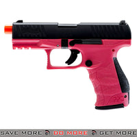 Walther PPQ GBB Tac Airsoft GBB Pistol by Umarex Elite Force (Color: Wildberry)