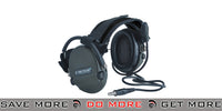 Z-Tactical TCI Liberator II Neckband Noise Reduction Hearing Protection Headset w/ Microphone - Foliage Green Head - Headsets- ModernAirsoft.com