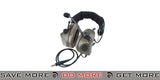 Z-Tactical COMTAC II Noise Reduction Hearing Protection Headset w/ Microphone - Foliage Green Head - Headsets- ModernAirsoft.com
