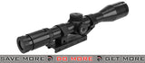 ZM52 Airsoft Plastic MK96 Scope w/ Rail Mount - Black Scopes- ModernAirsoft.com