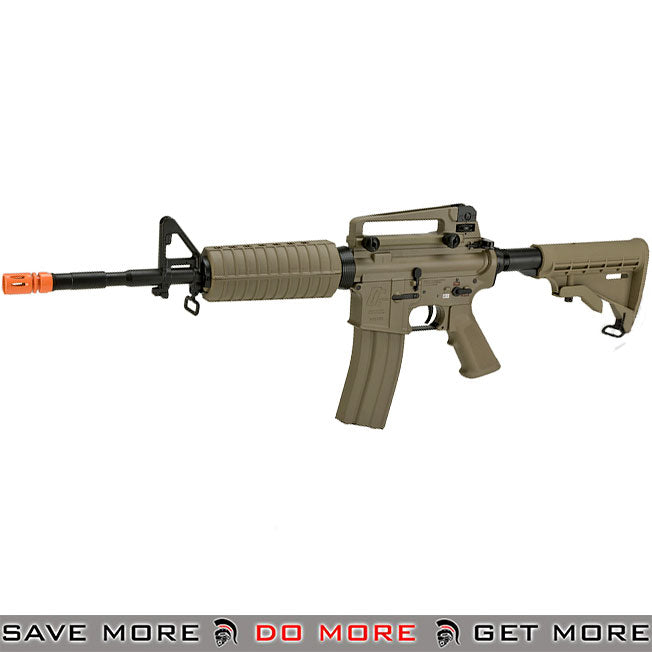 G&G M4 Full Metal Carbine LE Stock Tan