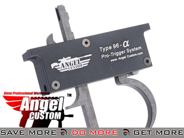 "Angel Custom ""Alpha"" Pro Zero Trigger System For Type96 Airsoft Bolt Action Sniper Rifles"