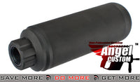 Angel Custom Aluminum PSD Barrel Extension Mock Silencer- ModernAirsoft.com