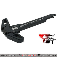 "Angel Custom ""Call Of Duty"" Charging Handle for M4 / M16 Airsoft AEG Rifles [CH-AC-CH02] - ""Peace Through Strength"" Decal"