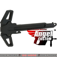 "Angel Custom ""Call Of Duty"" Charging Handle for M4 / M16 Airsoft AEG Rifles [CH-AC-CH01] - ""Action Not Words"" Decal"