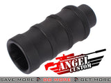 Angel Custom CNC Patriot Krinkov Type Airsoft Flash Hider (14mm-) Flash Hiders- ModernAirsoft.com