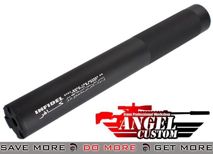 Angel Custom Bio-Hazard 320mm CNC Aluminum