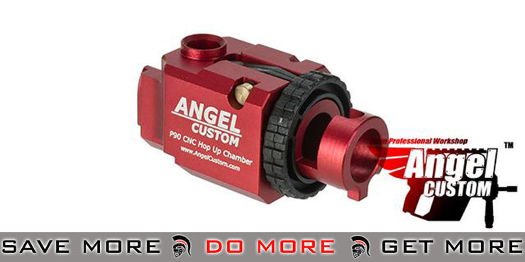 Angel Custom Advanced THOR Complete Hopup Chamber for P90 Series AEGs *Shop by Gun Models- ModernAirsoft.com