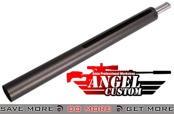Angel Custom Snow Wolf M24 MAX Stainless PTFE Cylinder *Shop by Model- ModernAirsoft.com
