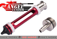 Angel Custom VSR-10 Bolt Action Sniper Rifle MAX Piston and Cylinder Head Set *Shop by Model- ModernAirsoft.com