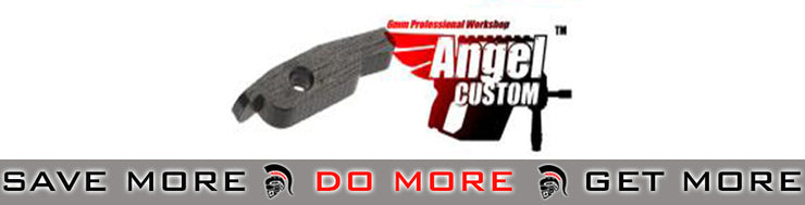 Angel Custom Advanced Precision Steel Valve Knocker for WE G39 / SCAR Series Airsoft GBB Rifles WE-Tech Parts- ModernAirsoft.com