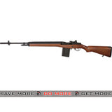 G&G Top Tech Full Metal Real Wood M14 Veteran Airsoft AEG G&G Standard- ModernAirsoft.com