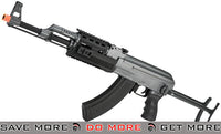 CYMA AK47-S RIS Airsoft AEG Rifle w/ Metal Gearbox & Metal Underfold Stock Matrix (Exclusives)- ModernAirsoft.com